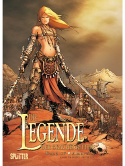 Die Legende der Drachenritter 17