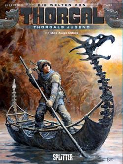 Die Welten von Thorgal - Thorgals Jugend 2
