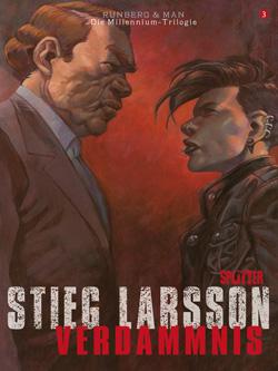 Stieg Larsson 3 - Verdammnis 1