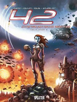 42 - Intergalaktische Agenten 3