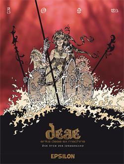 Deae 3 - Eriks Deae Ex Machina