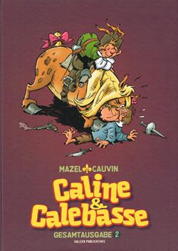 Caline & Calebasse Gesamtausgabe 2