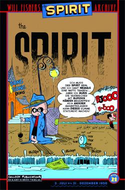 Spirit Archive 21 VZA