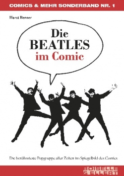 Die Beatles im Comic