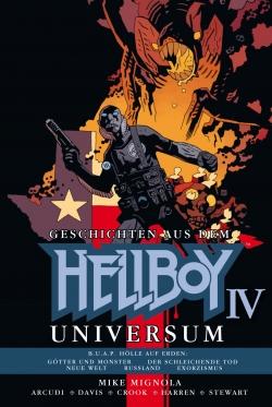 Geschichten aus dem Hellboy Universum 4