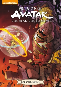 Avatar - Der Herr der Elemente 10 (Neuauflage)