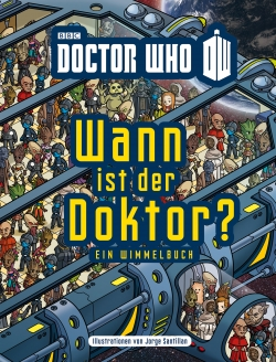 Doctor Who Wimmelbuch