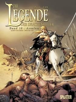 Die Legende der Drachenritter 18