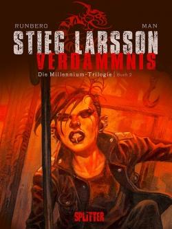 Stieg Larsson - Verdammnis Book 2