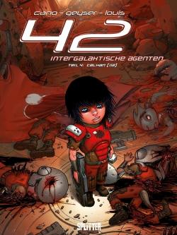 42 - Intergalaktische Agenten 4