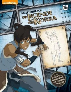 Die Legende von Korra - So zeichne ich Die Legende von Korra