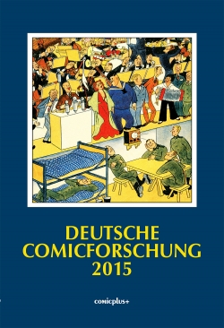 Deutsche Comicforschung 2015