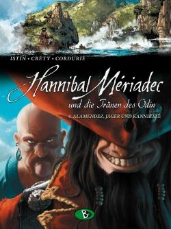 Hannibal Mériadec und die Tränen des Odin 4
