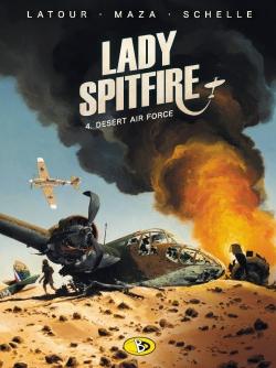 Lady Spitfire 4