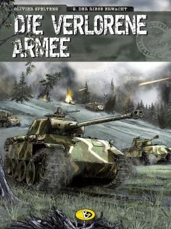 Die verlorene Armee 2 (Neuauflage)