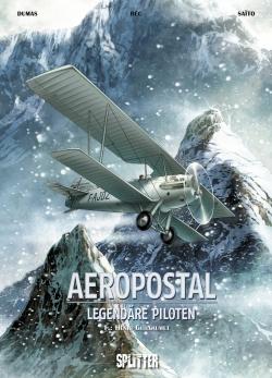 Aeropostale - Legendäre Piloten 1