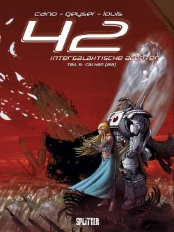 42 - Intergalaktische Agenten 5