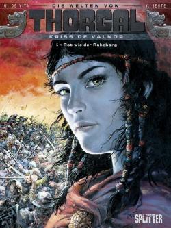 Die Welten von Thorgal - Kriss de Valnor 5