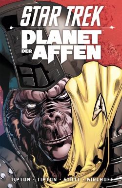 Star Trek/Planet der Affen Comic (Neuauflage)