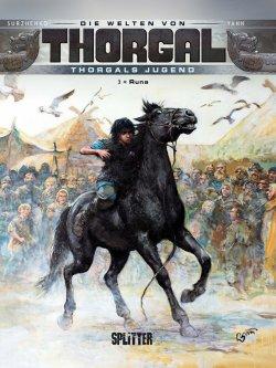 Die Welten von Thorgal - Thorgals Jugend 3