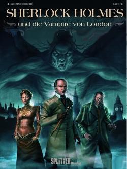 Sherlock Holmes - Vampire von London (Neuauflage)