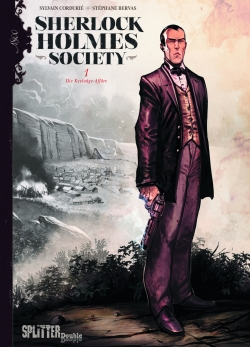 Sherlock Holmes - Society 1
