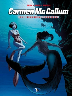 Carmen McCallum 11