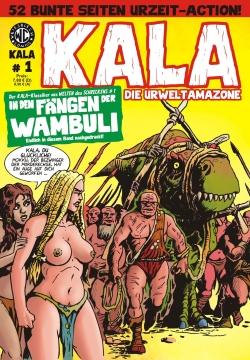 Kala - Die Urweltamazone 1
