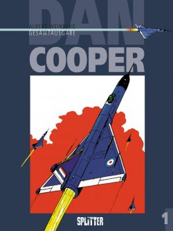 Dan Cooper Gesamtausgabe 01