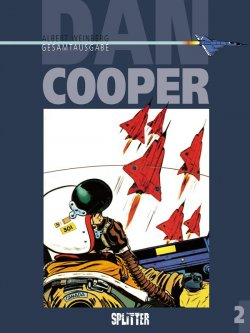 Dan Cooper Gesamtausgabe 02