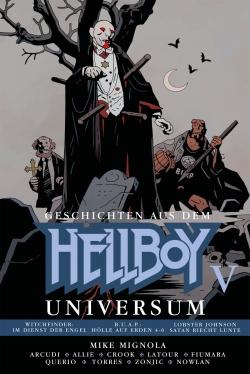 Geschichten aus dem Hellboy Universum 5
