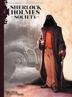 Sherlock Holmes - Society 2