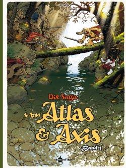 Die Saga von Atlas und Axis 1