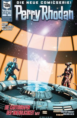 Perry Rhodan Comic 3