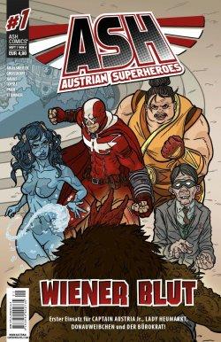 ASH - Austrian Superheroes 1