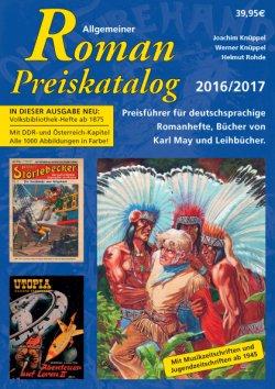 Roman Preiskatalog 2016/2017 SC