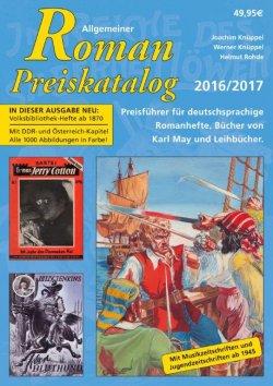 Roman Preiskatalog 2016/2017 HC