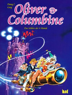 Oliver & Columbine 3