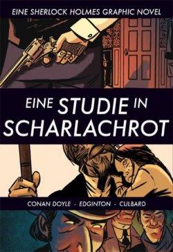 Sherlock Holmes Band 1 - Eine Studie in Scharlachrot
