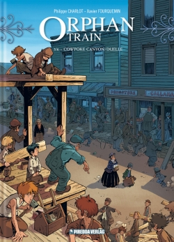 Orphan Train 5/6 Doppelband