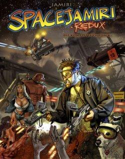 Jamiri: Spacejamiri Redux VZA