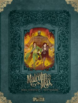Malcolm Max - Gesamtausgabe