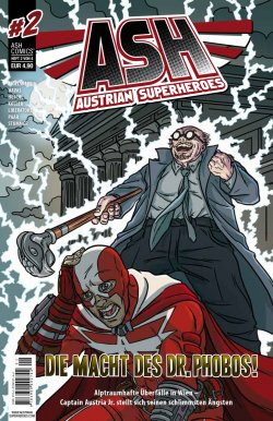 ASH - Austrian Superheroes 2