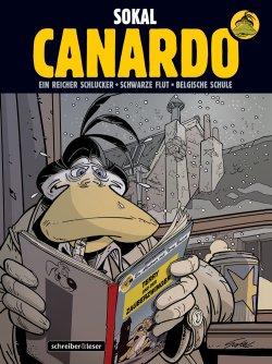 Ein Fall für Inspektor Canardo - Sammelband 5