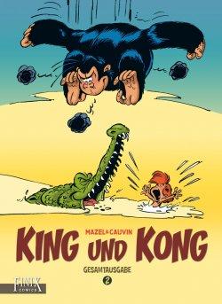 King und Kong Gesamtausgabe 2