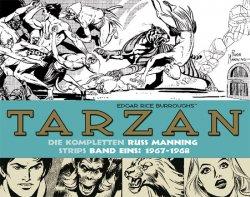 Tarzan: Die kompletten Russ Manning Strips Band 1