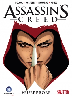 Assassin's Creed Book 1 VZA