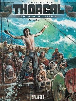 Die Welten von Thorgal - Thorgals Jugend 4