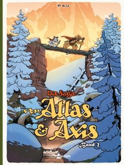 Die Saga von Atlas und Axis 2