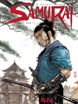 Samurai Gesamtausgabe 1
